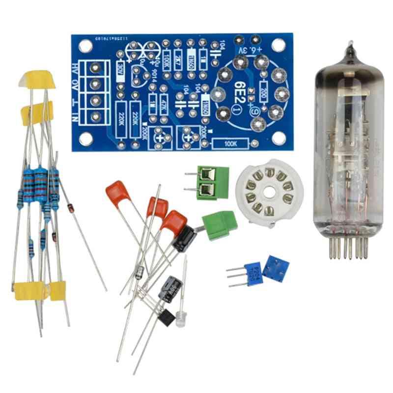 6e2 Tube Preamplifier Audio Board (black)
