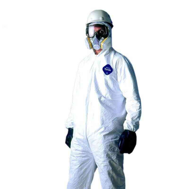 Protective Clothing, Disposable Workwear With Hood