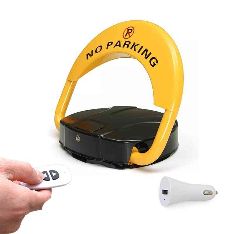 Automatic Remote Control Parking Lock