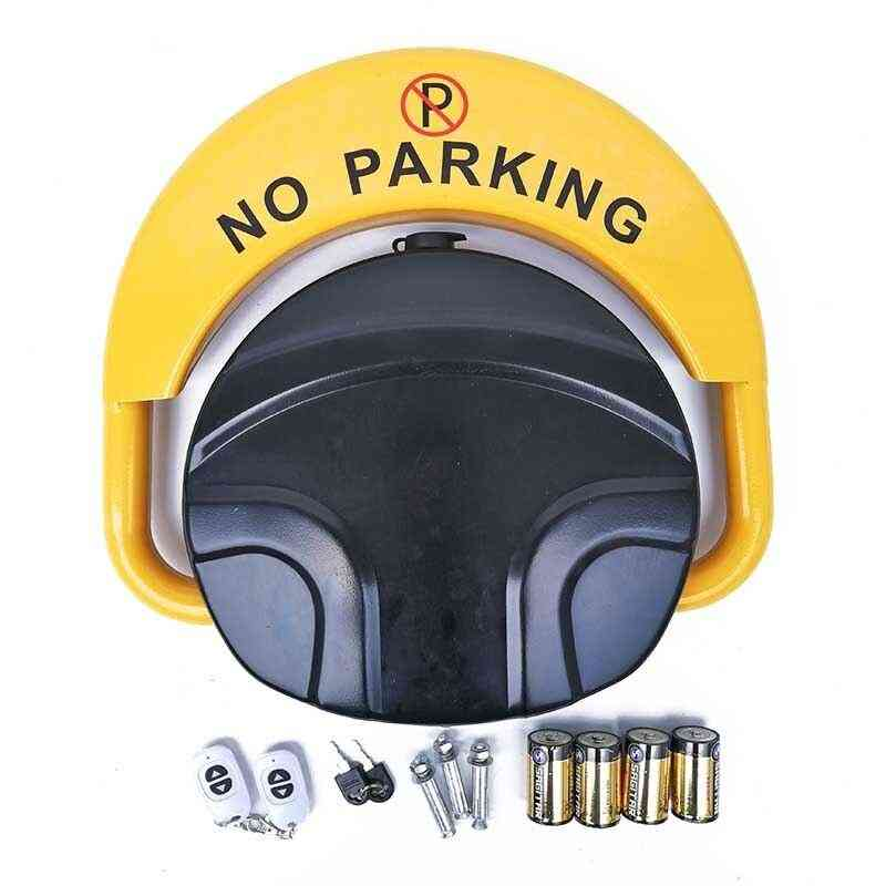 Automatic Sensor With 2 Remote Folding Safety Parking Lock