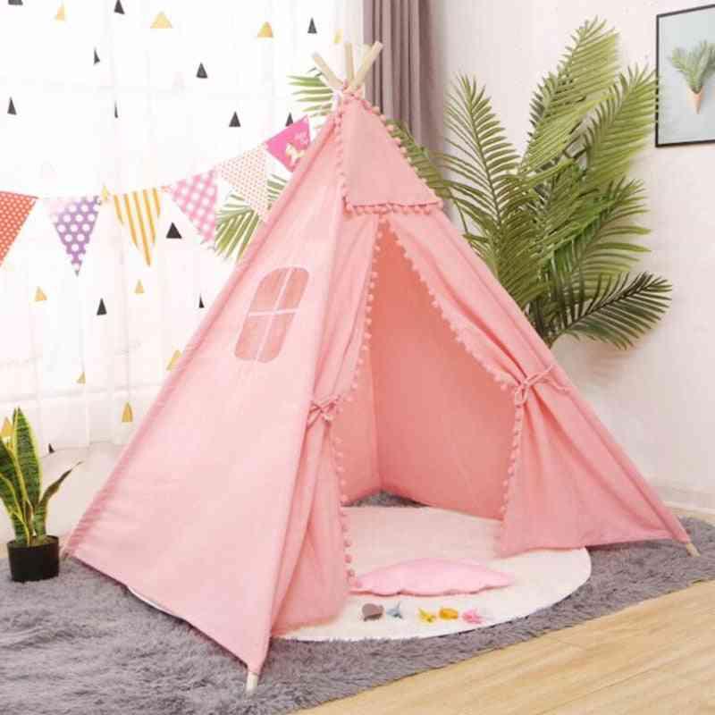 Portable's Teepee Tent - Kids Play House