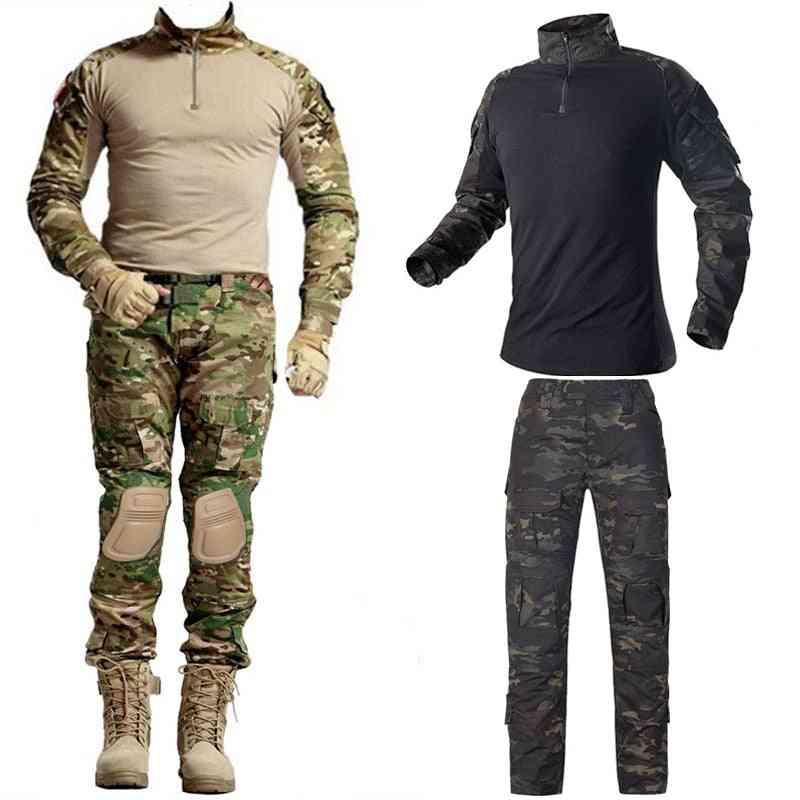 Military Shooting Uniform