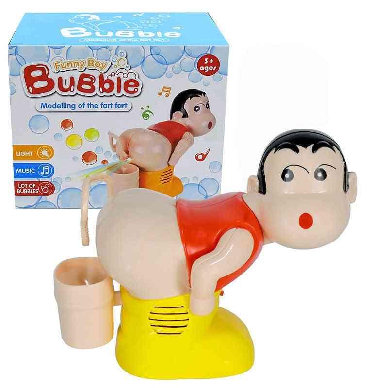 Bubble Gun Bubble Machine Toy