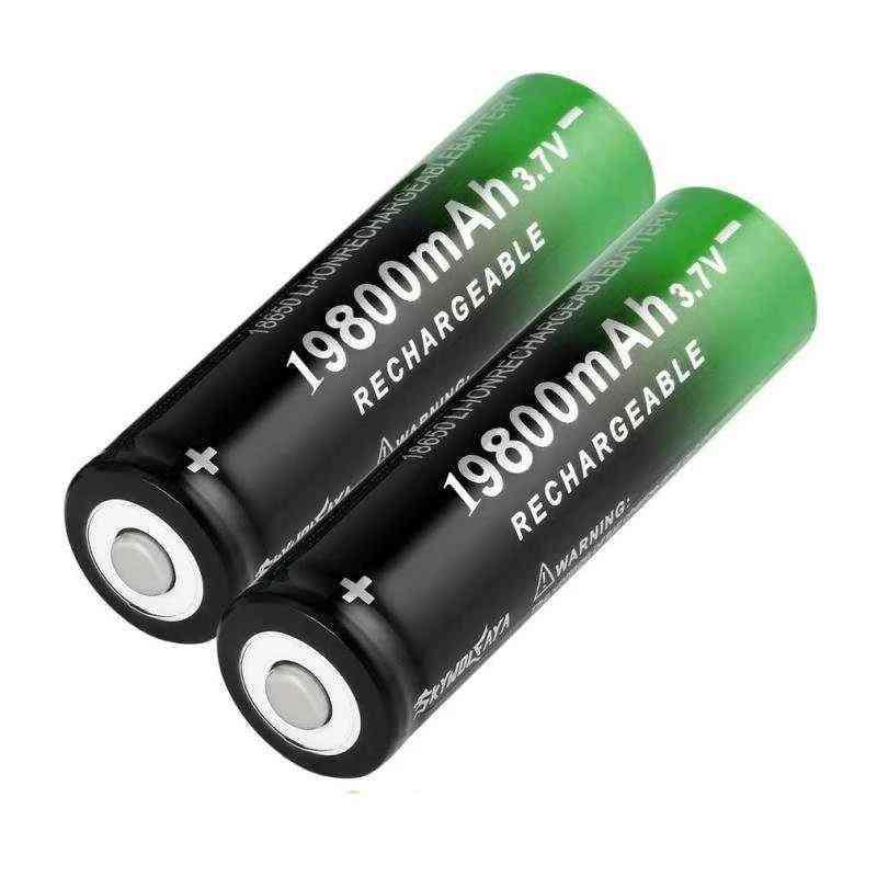 3.7v 19800 Mah Recargable Battery