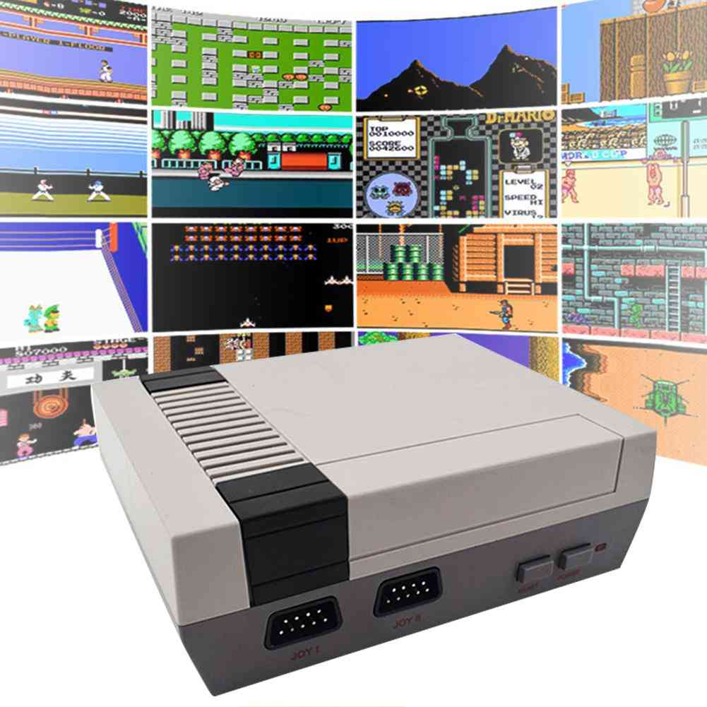 Built-in 620 Games Mini Tv Game Console