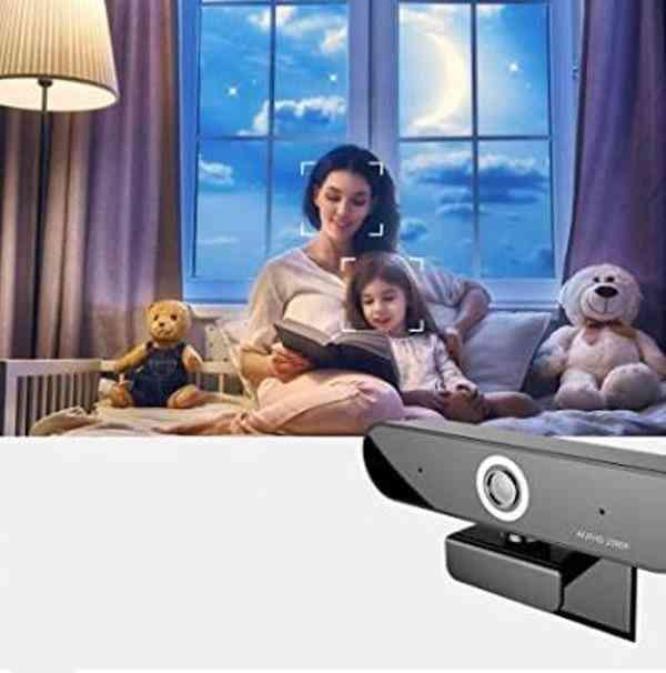 Live Stream Webcam 1080p,dual Microphone 1920 X 1080p Usb Plug