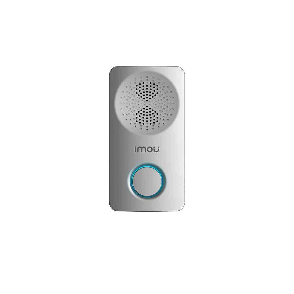 Wifi Doorbell With Built-in Speaker