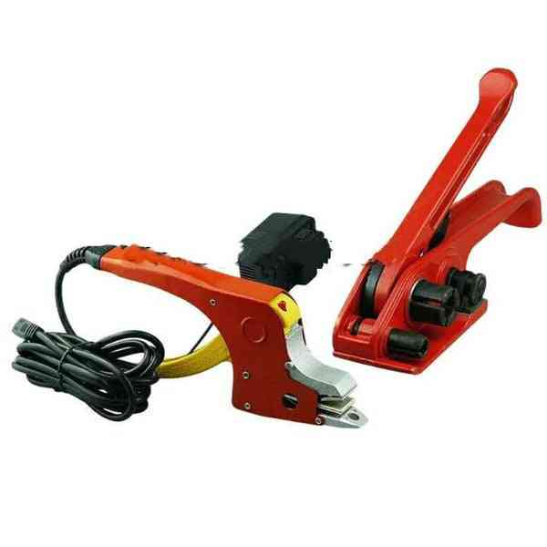 Electric Welding Strapping Heating Tool Manual Banding Handy Straps Tightener