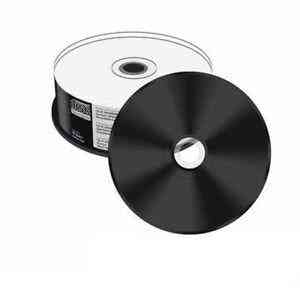 Blank Black And White Printable 700 Mb Cd-r Discs