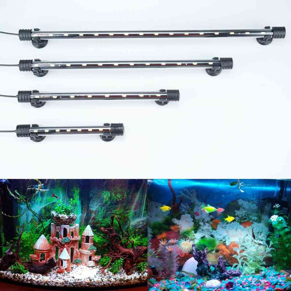 Led Waterproof Fish Tank Light, Underwater Fish Lamp