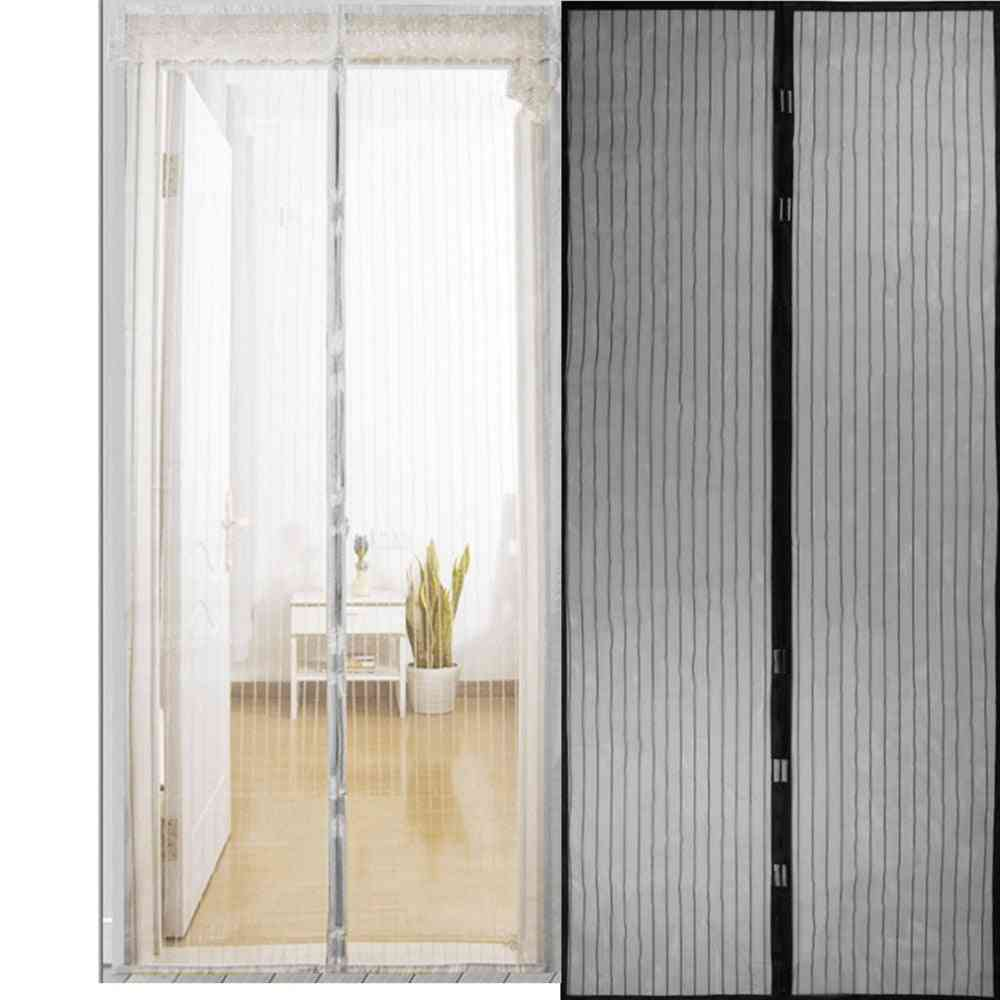 Outad Summer Anti Mosquito Insect Fly Bug Curtains Net Closing Door Screen Kitchen