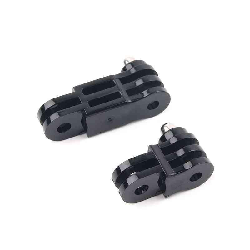 3-way Adjustable Pivot Arm Long & Short Adjust Arm Straight Joints Adapter