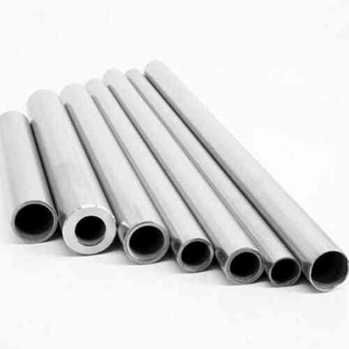 Silver Hollow Round 304 Stainless Steel Capillary Tube