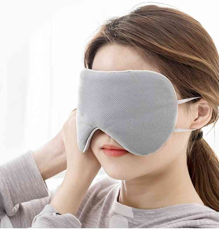 Female Breathable Ice Pack Relieves Eye Fatigue Double-sided Sleeping Blindfold