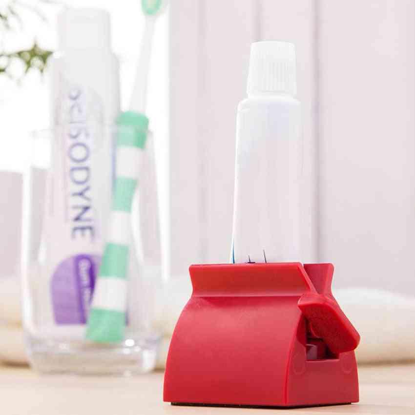 New Bathroom Toothpaste Squeezer, Dispenser Tube