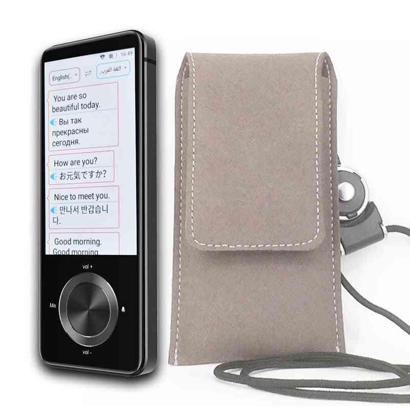 Instant Voice Translator Offline Language In Real Time Smart Voice Portable Instant Translators