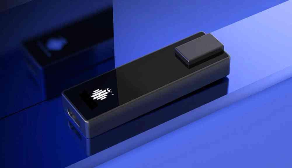 S9 Headphone Amplifier Hifi Decoding Usb Type C Dac To 3.5&2.5mm Adapter Phones Pc Portable Audio