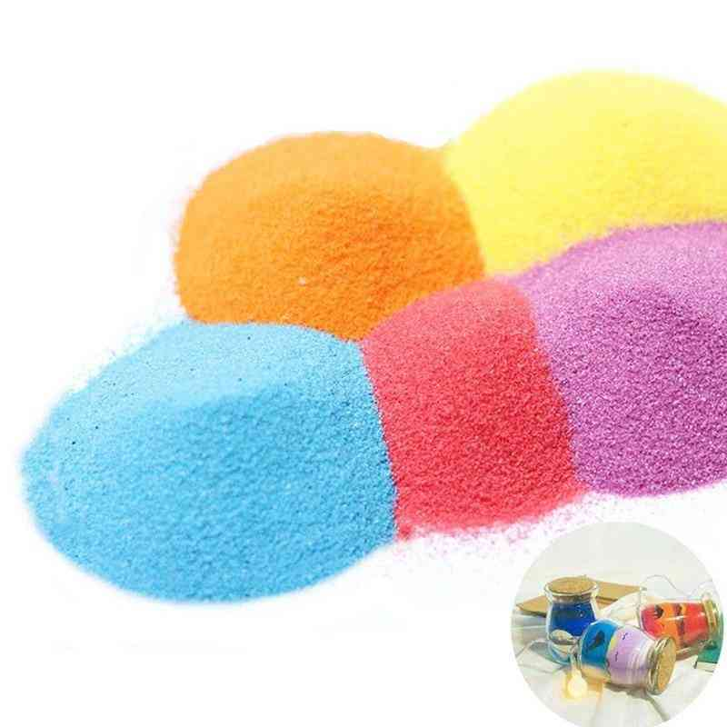 Colorful Not Wet Magic Sand