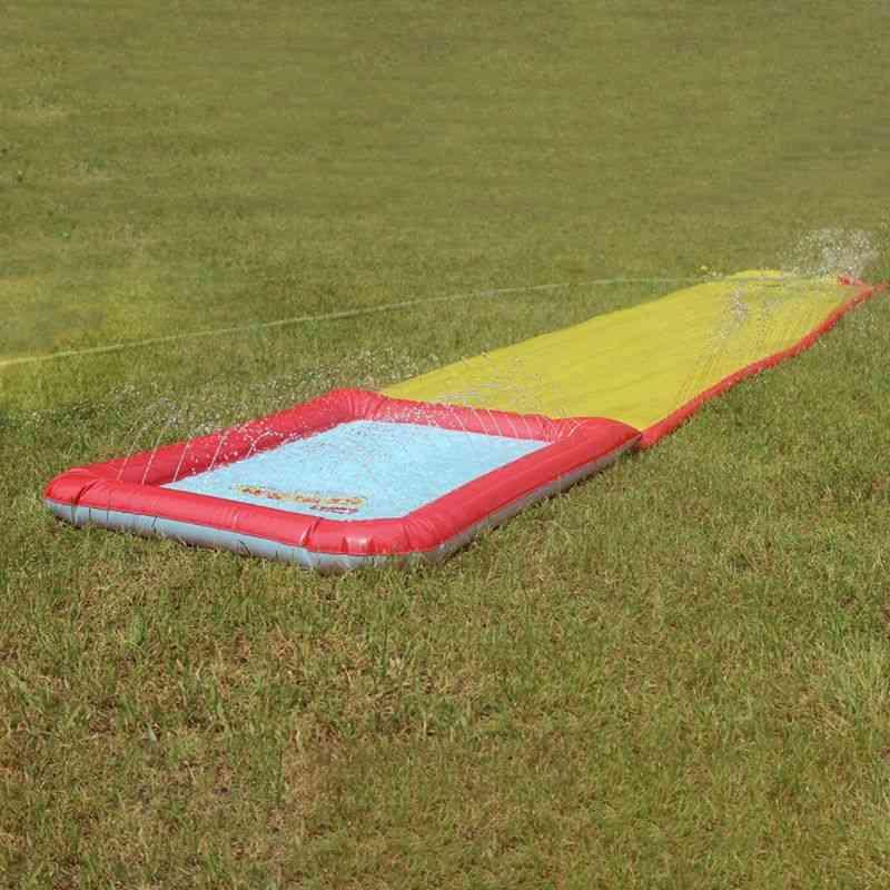 Giant Splash Sprint Water Slide Fun