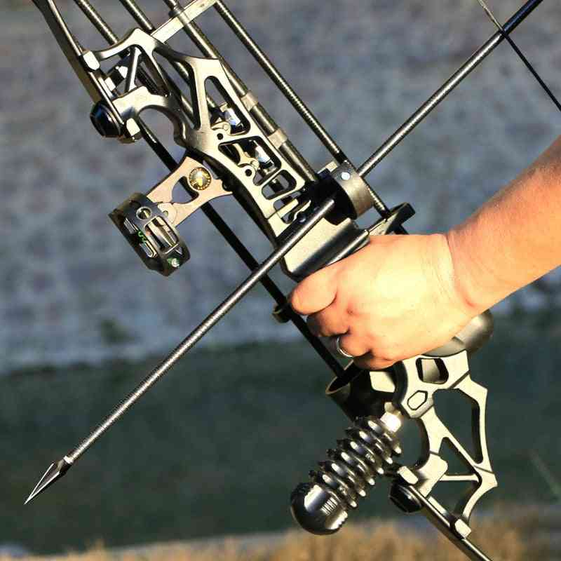 30-50lbs Metal Handle Bow Recurve For Right Handed Archery