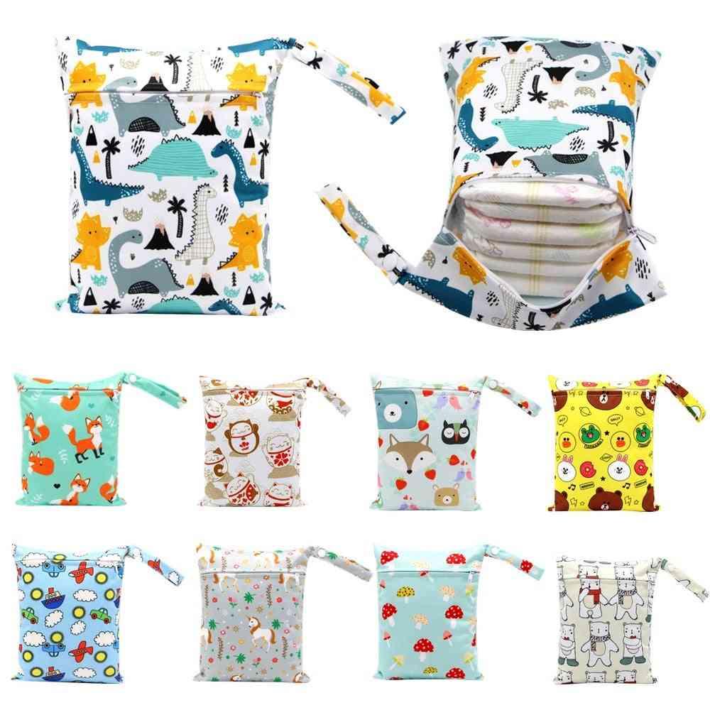 Mini Wet Reusable Bag For Nursing - Menstrual Pads