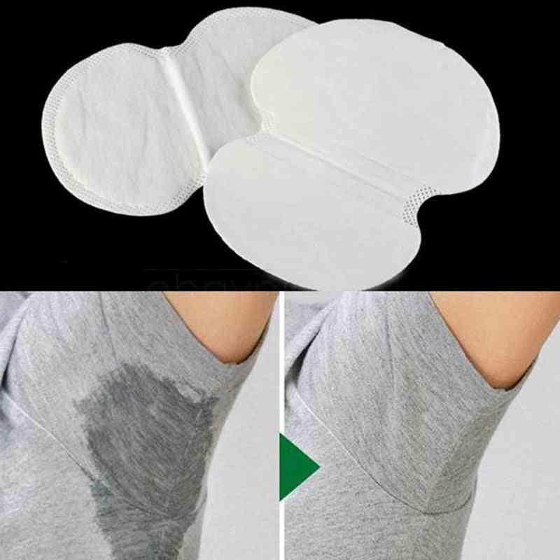 Disposable Armpits Sweat Pads- Summer Anti-sweat Stickers, Deodorant Underarm, Gasket Pads