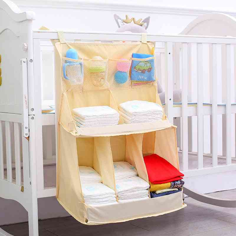 Multi-purpose Baby Dirty Clothes Diaper Storage Bag
