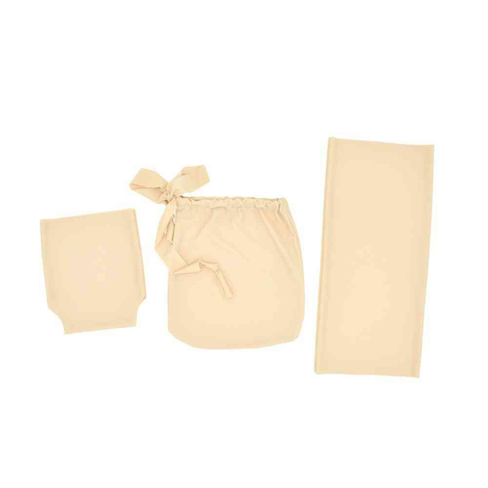 Skin Soft Wrapping Bag Buddy Diaper Cover For Newborn Photography Handy Assistant Props Newborn Photo Shoot