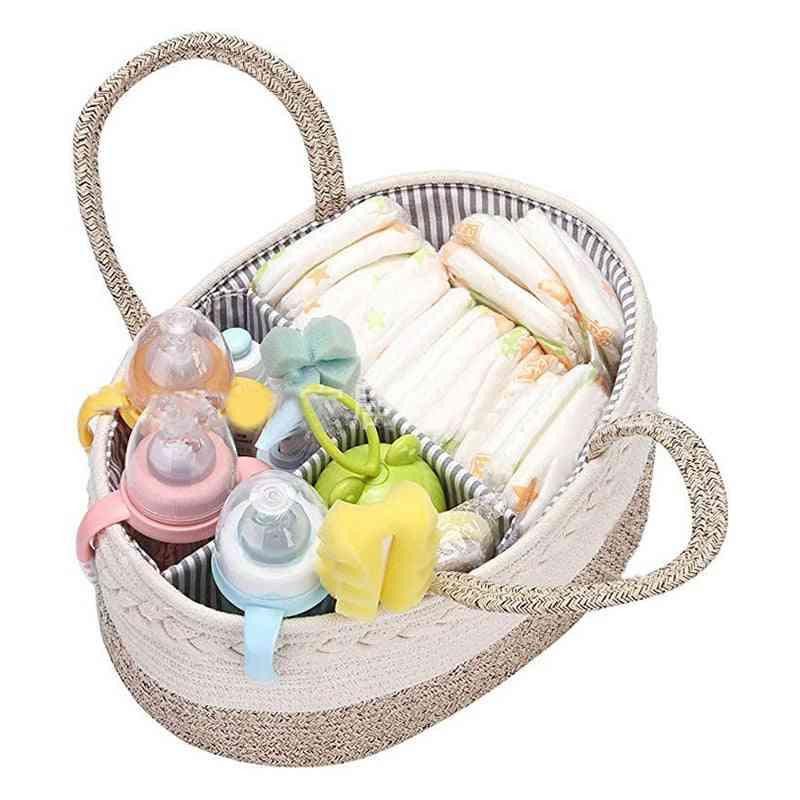 Maternity Handbag, Diaper Bags, Newborn Nursery Baby Storage, Nappy Care Organizer Container
