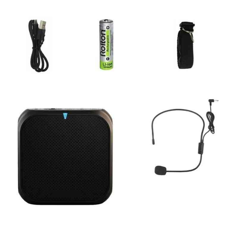 Portable Mini Audio Voice Amplifier