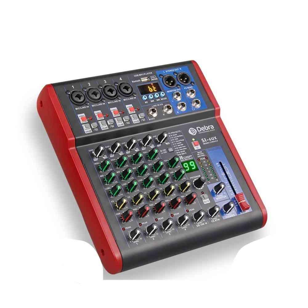 Bluetooth 5.0 Usb Mixer