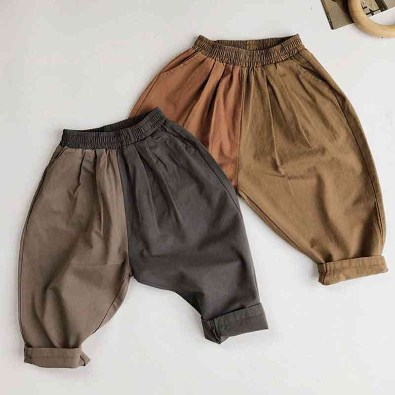 Baby Lose Pants Joint Turnip Casual Pants