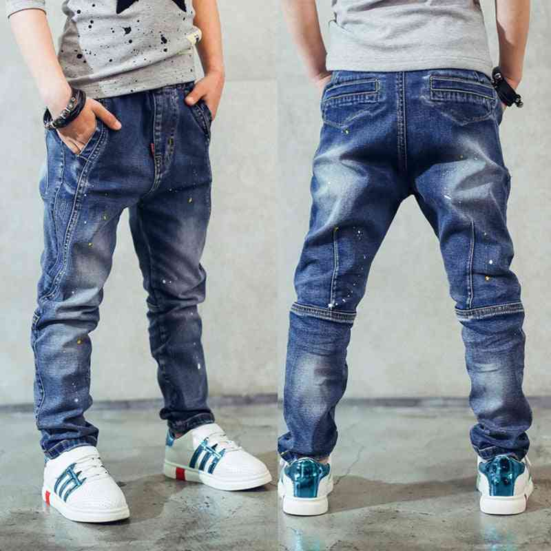 Children's Clothing Spring And Autumn Jean