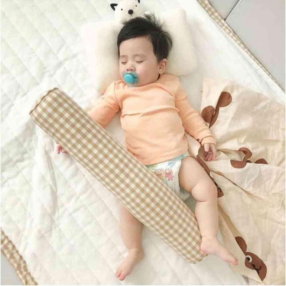 Baby Bumper Bed Plush Pillow Bolster Cushion