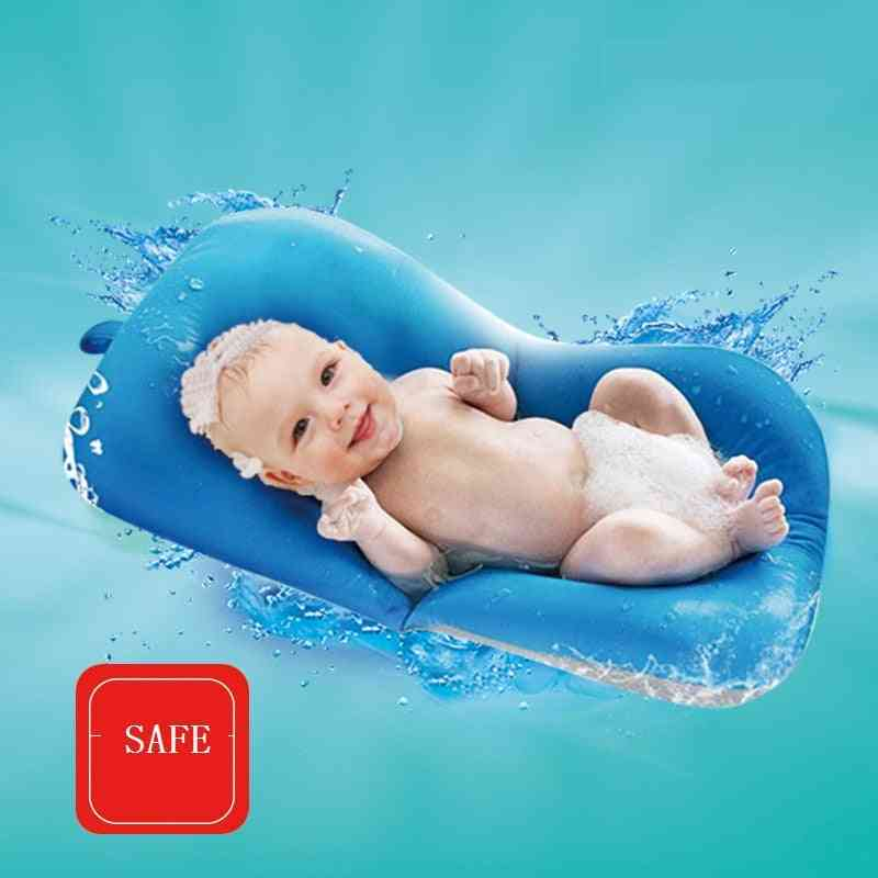 Baby Bathtub Safety Mat Soft Fixable Cushion Seat