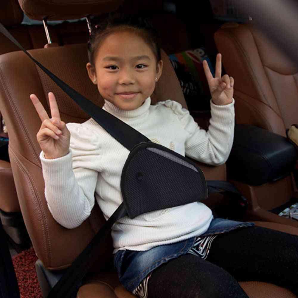 Car Child Safety Cover Shoulder Seat Belt Holder