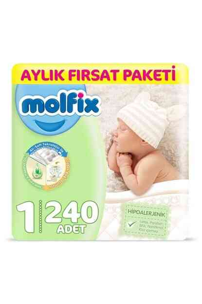 Baby Diapers Newborn Monthly