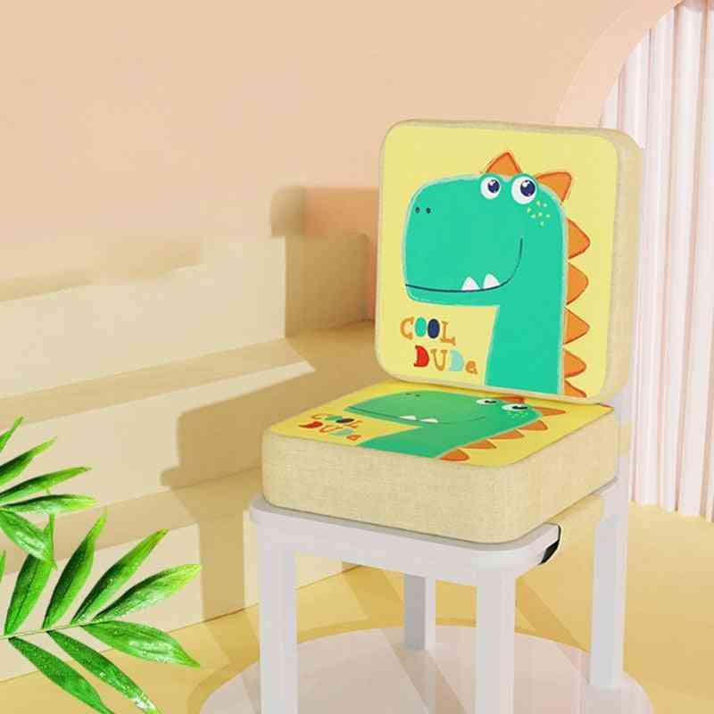 Toddler Cartoon High Chair Seat Booster
