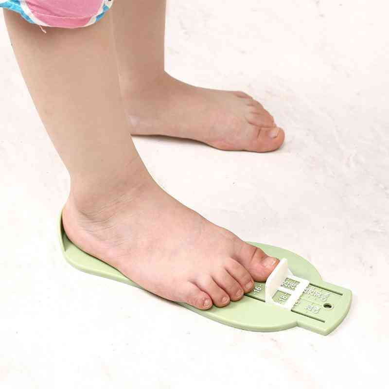 Kids Foot Measure Gauge - Baby Infant Shoe Size Feet Measuring Ruler Tool