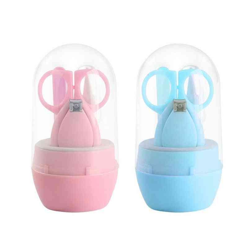 Children's Nail Clipper Set, Baby Boy Girl Hand Foot Nail Trimmer Cutter Kit