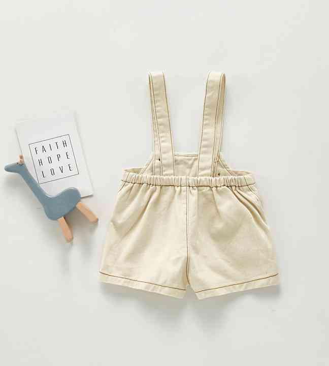 Children Denim Shorts
