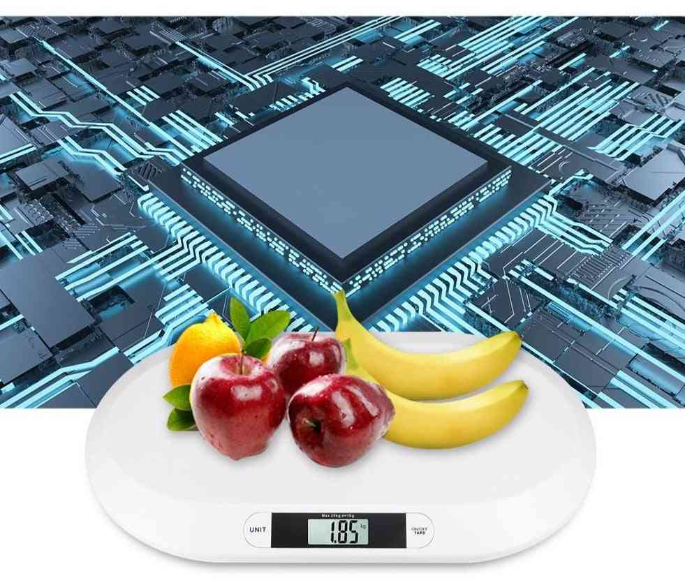 Multi-function Scales (white)