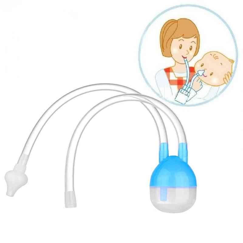Aspirator Safety Nose Cleaner Infantil Soft Tip Nasal