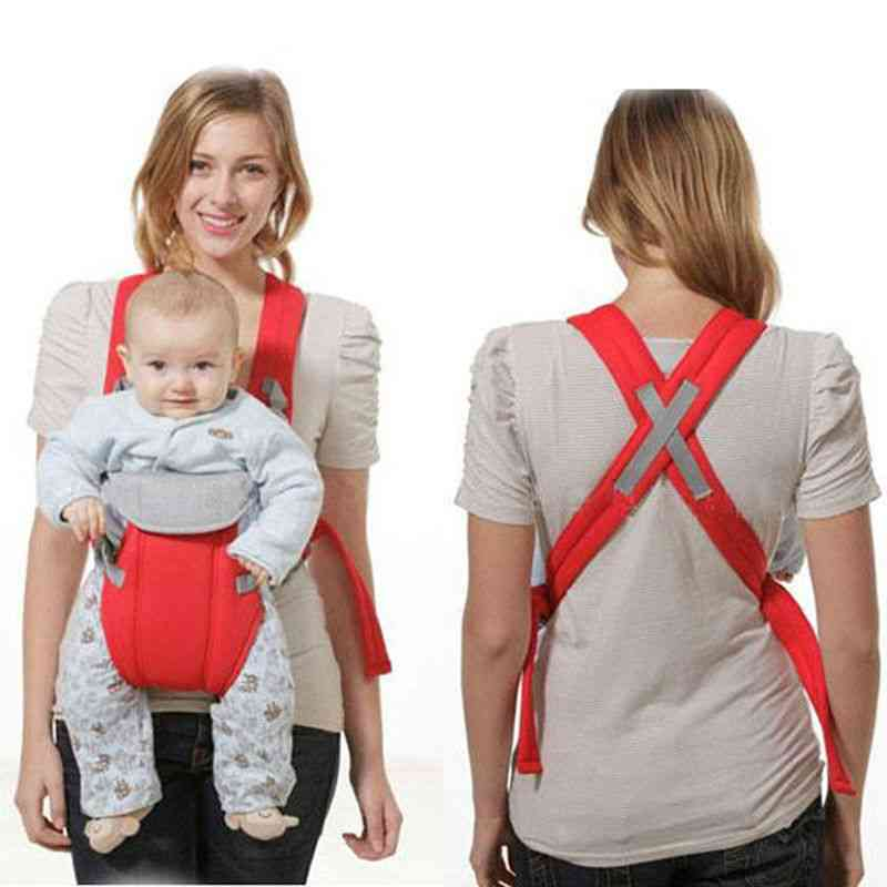 Newborn Infant Baby Carrier Ergonomic Breathable, Wrap Backpack Baby Care Artifact