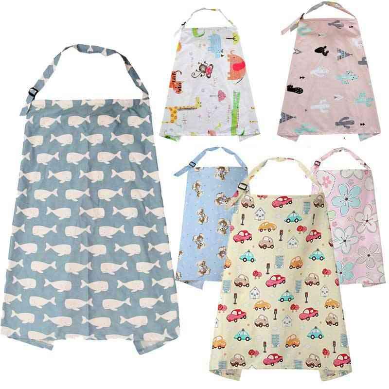 Breathable Nursing Mum Breastfeeding Nursing Poncho Cover