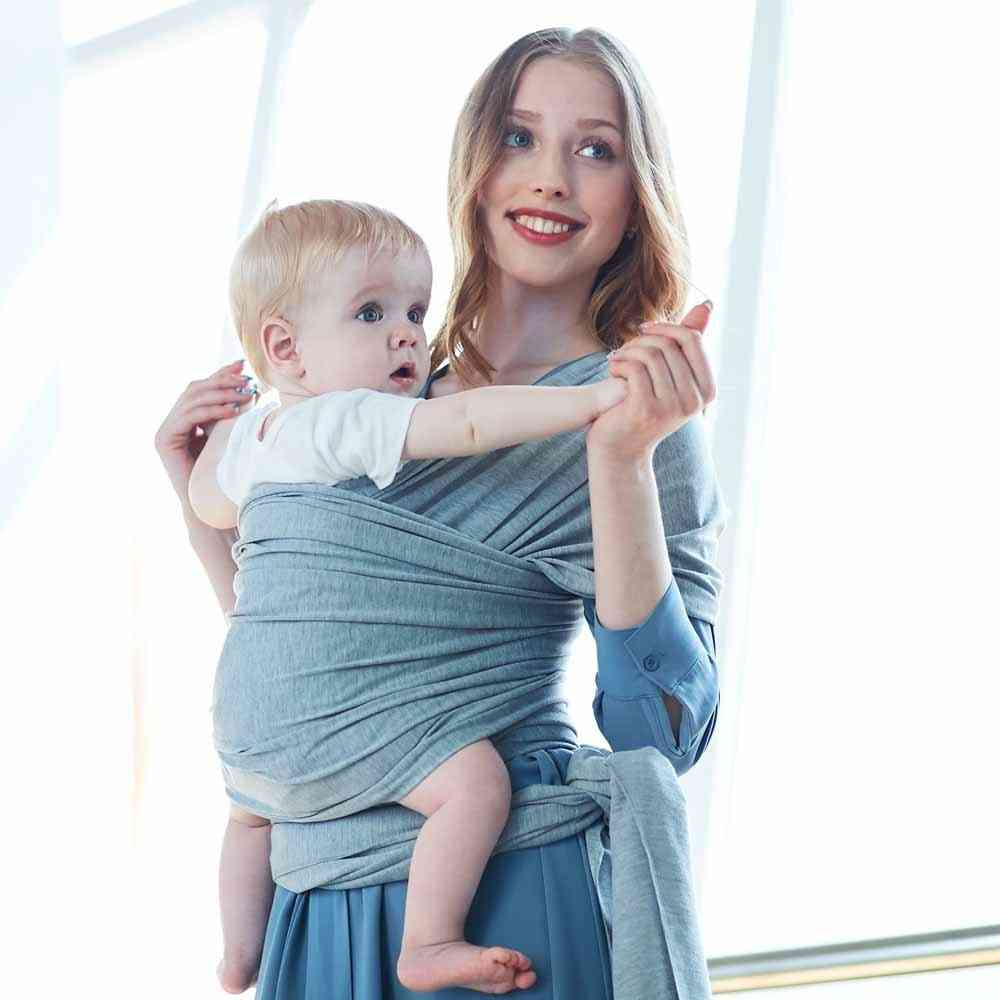 Baby Carrier Kangaroo Hip Seat, Baby Backpack Wrap Breathable Baby Bags For Newborns