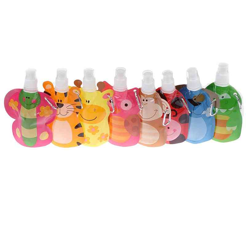380ml Reusable Food Baby Packaging Reusable Squeeze Pouch