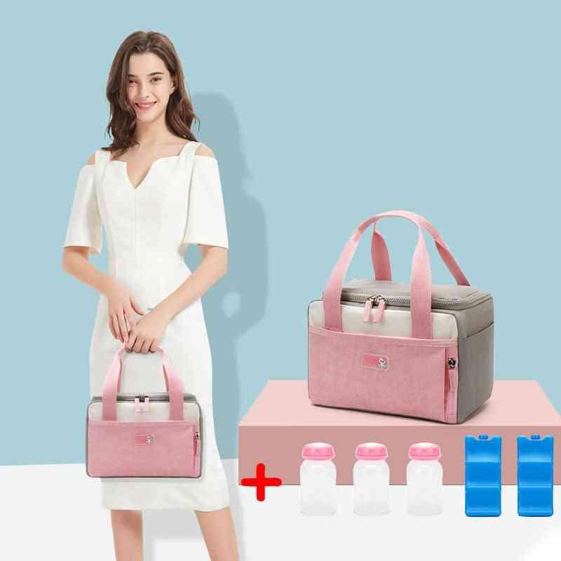 Baby Insulation Breast Milk Cooler Breast Milk Mummy Storage Bag