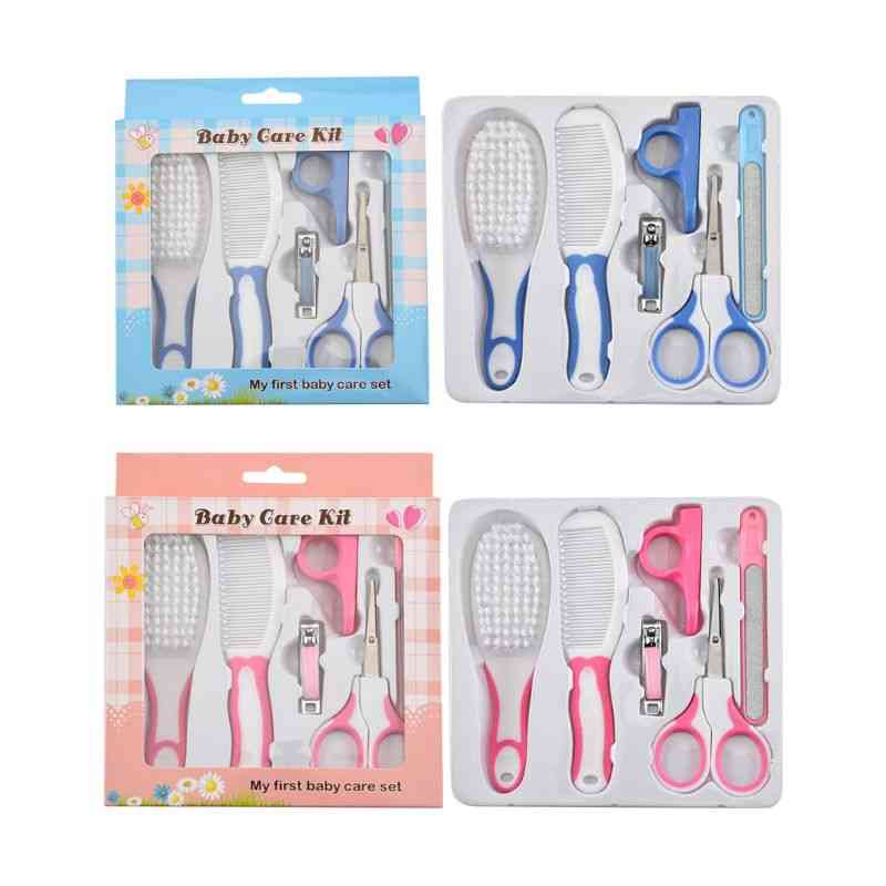 Baby Nail Hair Daily Care Kit Infant Kids