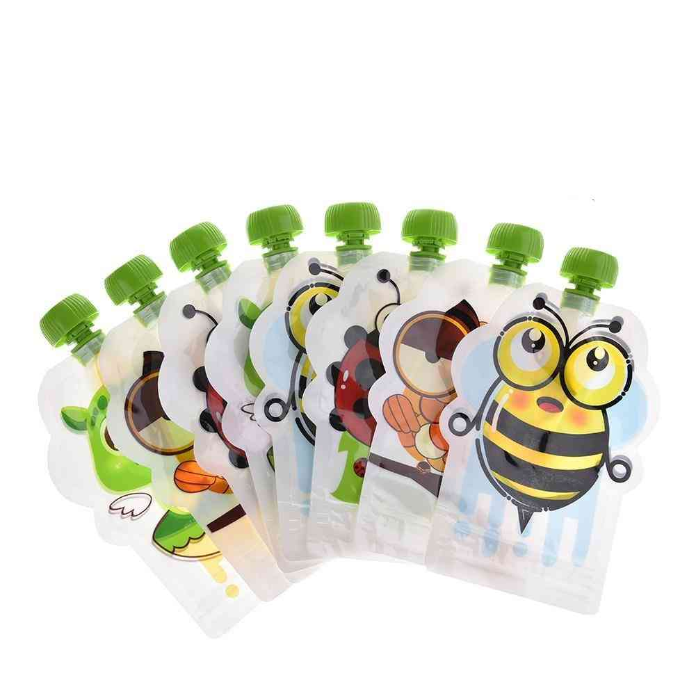 Baby Food Storage Pouch
